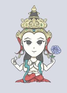 The Bodhisattva of Compassion