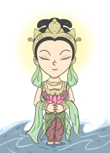 Quan_Yin__With_Waves